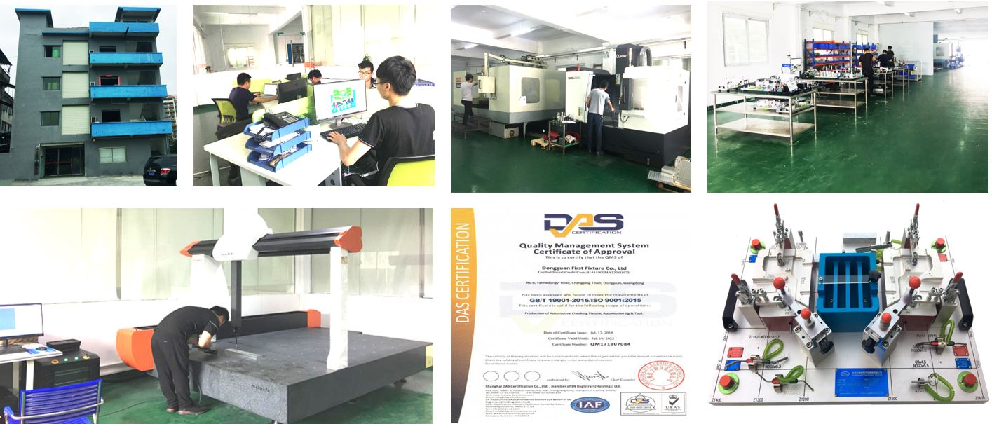 First Fixture,东莞检具, gage, chinese checking fixture, metal stamping gage, plastic gage